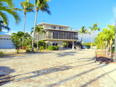 Islamorada FL Single Family Home For Sale: $850,000