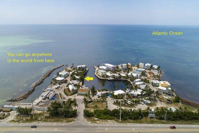 Conch Key (62.5) Residential Lots & Land For Sale: 62900 Ocean Overseas Hwy #Lot 9