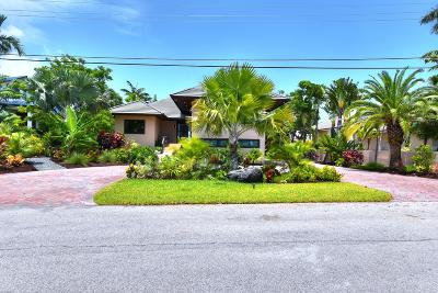 Key West, Stock Island, Geiger, Key Haven, Shark Key Single Family Home For Sale: 25 Sea Lore Lane