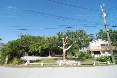 Key Largo Residential Lots & Land For Sale: 132 Pacific Avenue