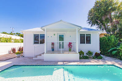 Islamorada Single Family Home For Sale: 81212 Old Highway