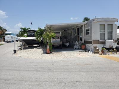Key Largo Mobile/Manufactured For Sale: 325 Calusa Street #401