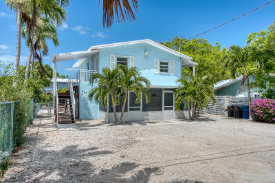 Tavernier Single Family Home For Sale: 150 Coconut Row