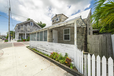 Key West FL Single Family Home For Sale: $795,000
