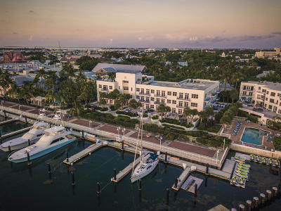 Key West, Stock Island, Geiger, Key Haven, Shark Key Condo/Townhouse For Sale: 115 Front Street #102