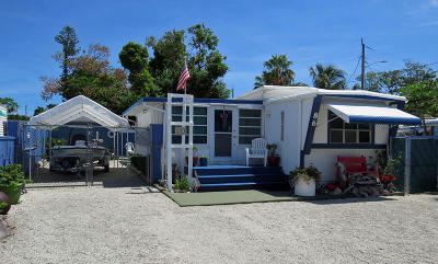 Key Largo Mobile/Manufactured For Sale: 86 Avenue B