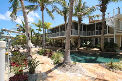 Islamorada FL Single Family Home For Sale: $1,500,000