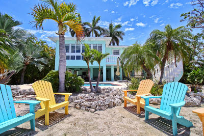 Single Family Home For Sale: 558 Sombrero Beach Road