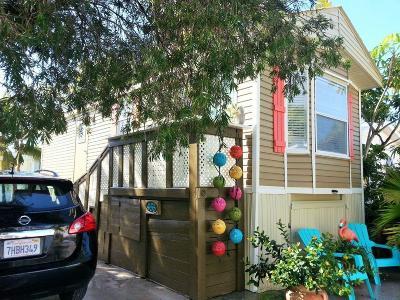 Key West, Stock Island, Geiger, Key Haven, Shark Key, Big Coppitt Mobile/Manufactured For Sale: 55 Boca Chica Road #455