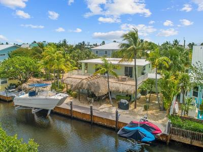 Islamorada FL Single Family Home For Sale: $1,349,000