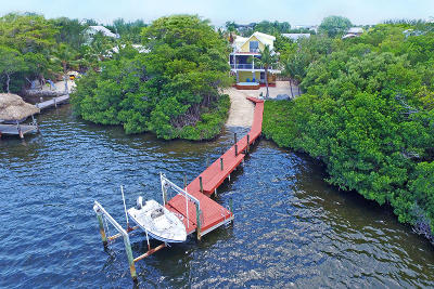Key Largo FL Single Family Home For Sale: $1,299,000
