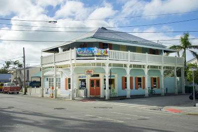 Key West Commercial For Sale: 320 Grinnell Street