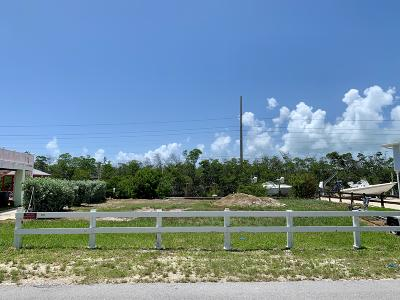 Islamorada Residential Lots & Land For Sale: 172 Iroquois Drive