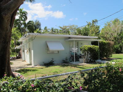 Islamorada Single Family Home For Sale: 217 Preston Street