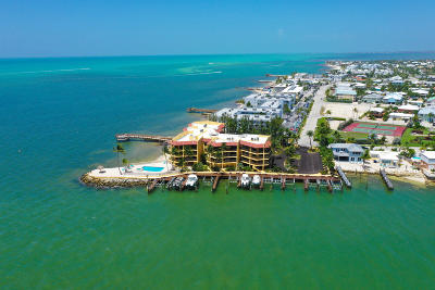 Key Colony Condo/Townhouse For Sale: 101 E Ocean Drive #C201