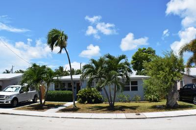 Key West, Stock Island, Geiger, Key Haven, Shark Key Single Family Home For Sale: 3625 Northside Drive