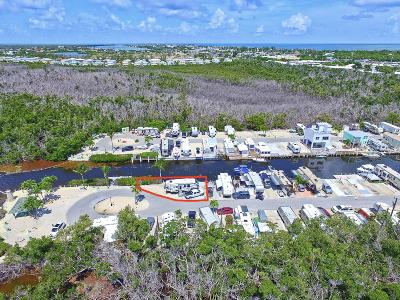Marathon Residential Lots & Land For Sale: 6099 Overseas Highway #102E
