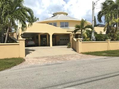 Marathon Single Family Home For Sale: 329 30th Street Ocean Street