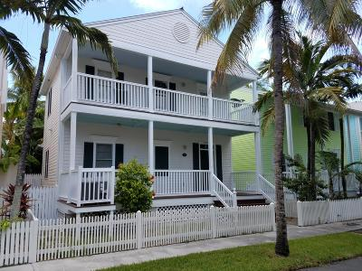 Key West, Stock Island, Geiger, Key Haven, Shark Key Single Family Home For Sale: 212 Golf Club Drive