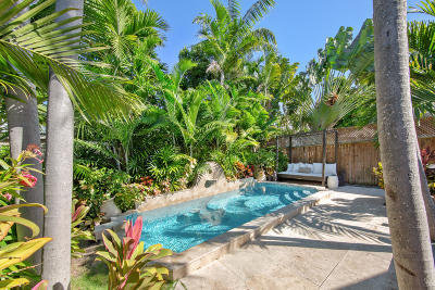 Key West, Stock Island, Geiger, Key Haven, Shark Key Single Family Home For Sale: 315 Peacon Lane