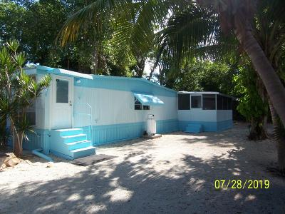Key Largo Mobile/Manufactured For Sale: 48 Tina Place