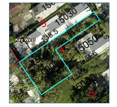 Key West Residential Lots & Land For Sale: 914 Thomas Street