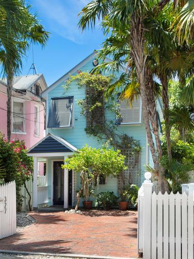 Key West Single Family Home For Sale: 327 Virginia Street