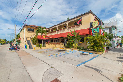 Key West Commercial For Sale: 1122-1128 Simonton Street