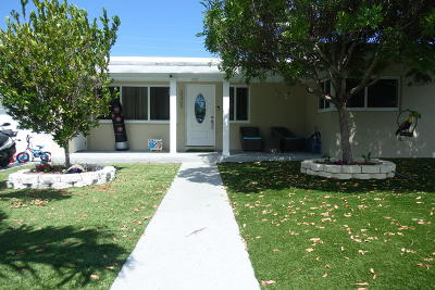Key West Single Family Home For Sale: 3305 Riviera Drive #3305