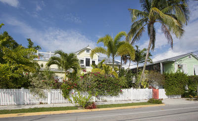 Key West Condo/Townhouse For Sale: 1500 Seminary Street #6B