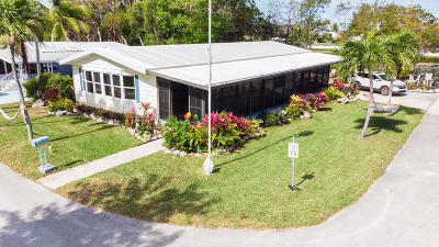 Key Largo Mobile/Manufactured For Sale: 800 S Emerald Drive
