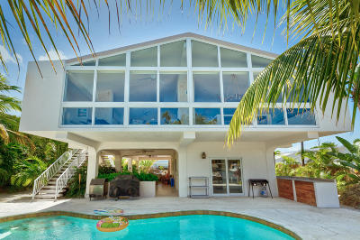 Key Largo Single Family Home For Sale: 170 Bahama Avenue