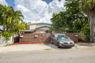 Key West FL Multi Family Home For Sale: $1,439,000