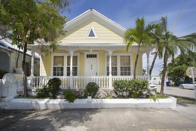 Key West Single Family Home For Sale: 1025 Varela Street