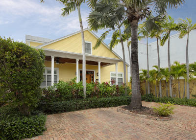 Key West FL Single Family Home For Sale: $1,799,900