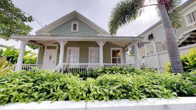 Key West FL Single Family Home For Sale: $1,285,000