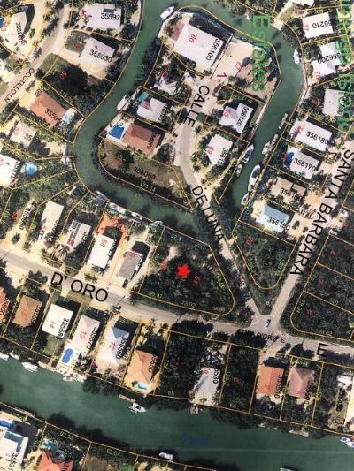 Marathon Residential Lots & Land For Sale: Copa D Oro