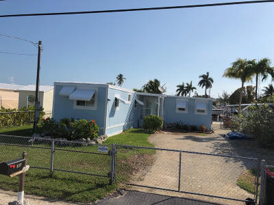Key Largo Mobile/Manufactured For Sale: 137 Grassy Road