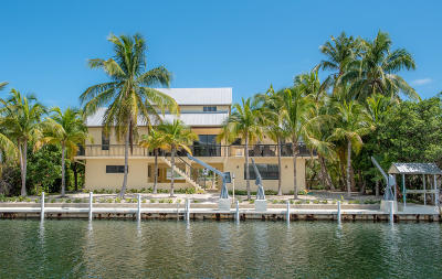 Islamorada Single Family Home For Sale: 137 Severino Drive