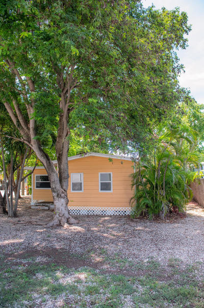 Key Largo FL Single Family Home For Sale: $289,000