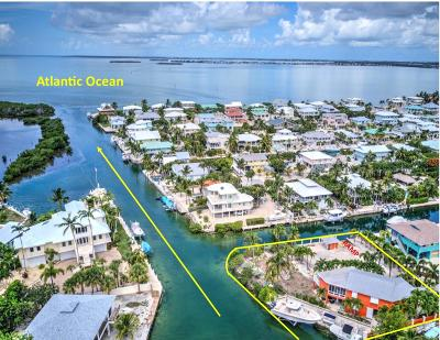 Waterfront Homes for Sale in Summerland, FL
