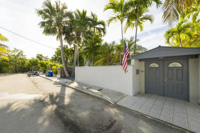 Key West Single Family Home For Sale: 2622 Patterson Avenue