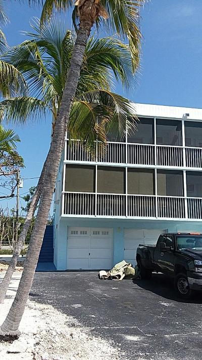 Islamorada Condo/Townhouse For Sale: 119 Cortez Drive #1G