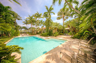 Key West FL Single Family Home For Sale: $3,650,000