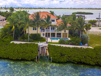 Shark Key FL Single Family Home For Sale: $2,350,000