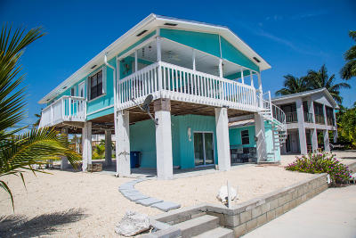 Single Family Home For Sale: 867 Caribbean Drive