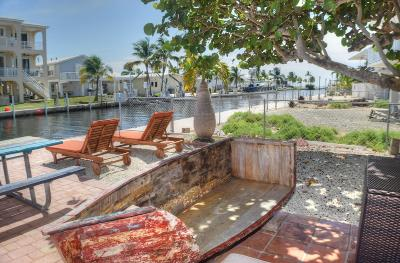Key Largo FL Single Family Home For Sale: $1,100,000