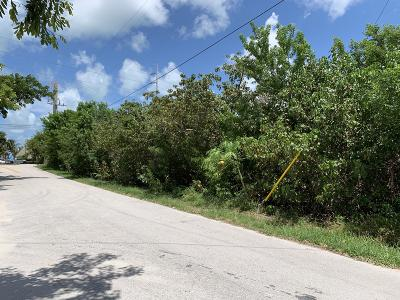 Marathon Residential Lots & Land For Sale: 69th Street