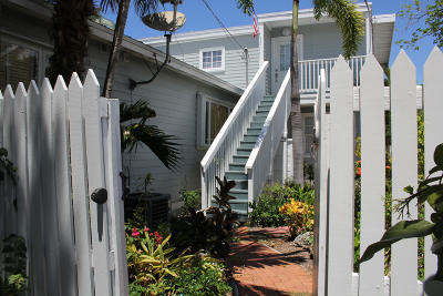 Key West Condo/Townhouse For Sale: 1509 Josephine Street #3