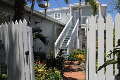 Key West, Stock Island, Geiger, Key Haven, Shark Key Condo/Townhouse For Sale: 1509 Josephine Street #3